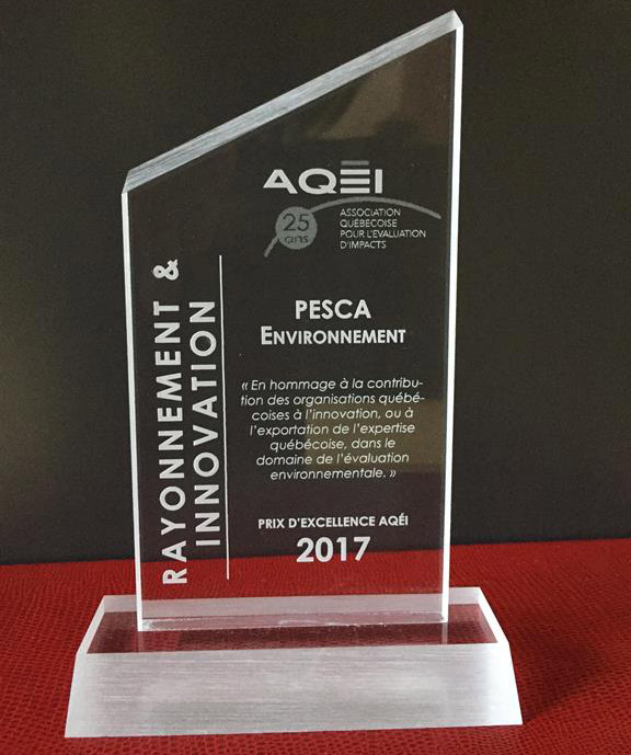 42/5000 Radiation and Innovation Award - AQEI